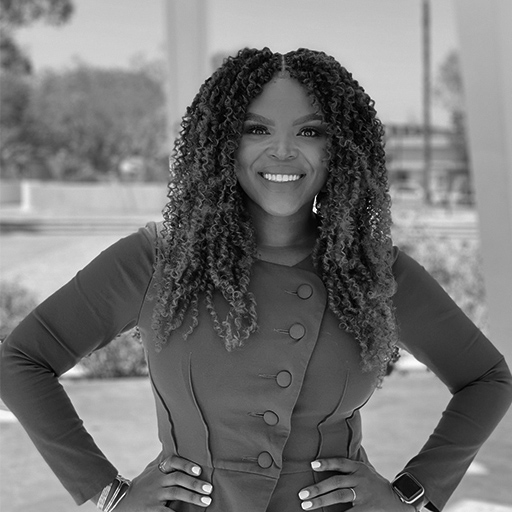 Compton mayor Aja Brown